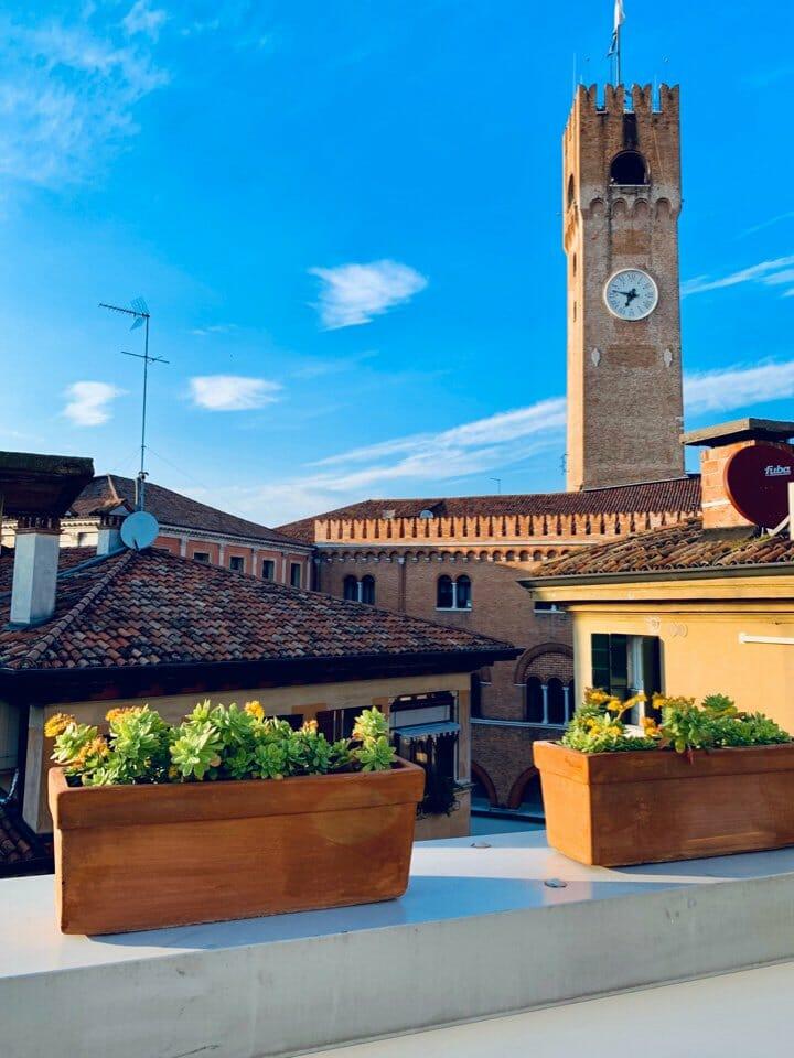Palazzina300 - B&B a Treviso - 32 junior suite con terrazza panoramica - view 7